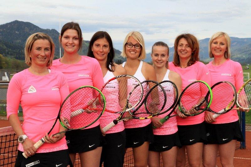 Damenmannschaft 1 2015
