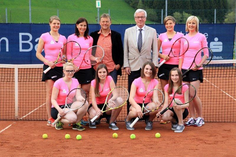 Damenmannschaft 2 2015