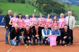Dressenübergabe Damenmannschaften 2015
