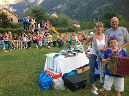 Tenniscamp 2013 Bundessportheim Obertraun